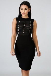 MPG Store  Black Dress 06079