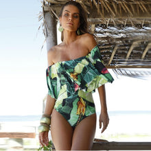 MPG Store Sexy One Piece Swimsuit Print
