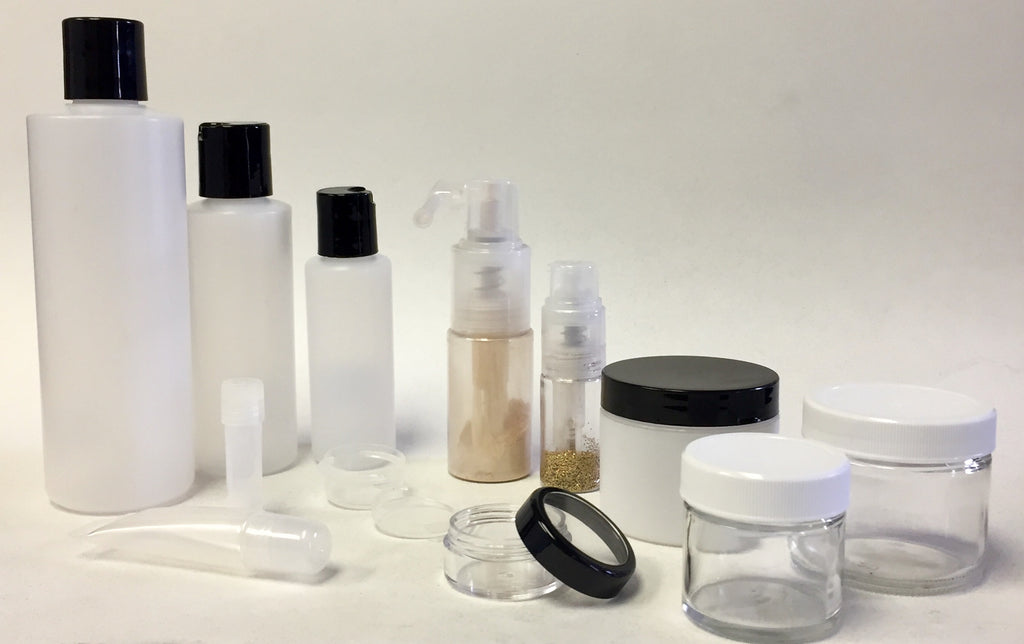 More cosmetic containers - and more reasons to recycle and reuse!