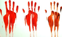 """Out out damned spot!"" – Lady MacBeth or You don't need an ocean to wash your hands clean of BAI Blood"
