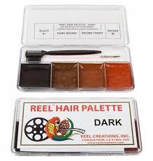 REEL Hair Palette Dark