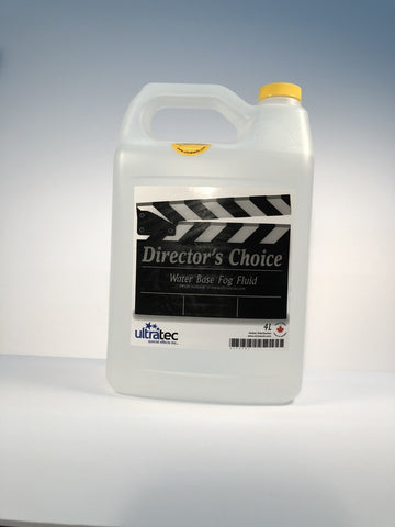 Director's Choice Regular Fog Fluid
