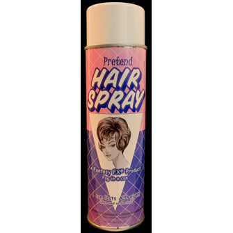 Pretend Hairspray Fog in a Can 8 oz