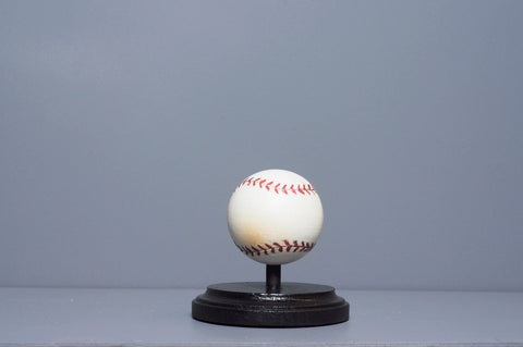 The Baseball from The River