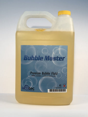 Bubble Master Bubble Fluid