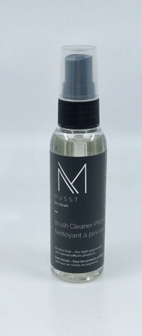 MUSST Brush Cleaner