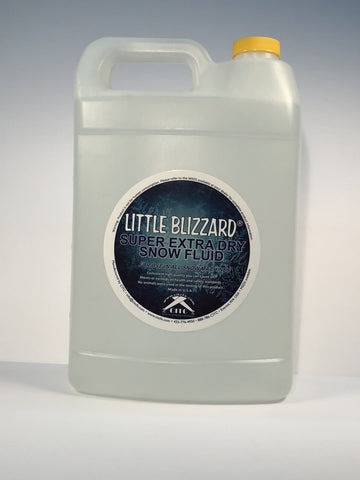 Little Blizzard Snow Fluid - Super Extra Dry