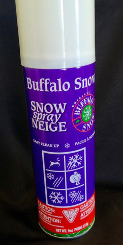Buffalo Snow Spray 9 oz