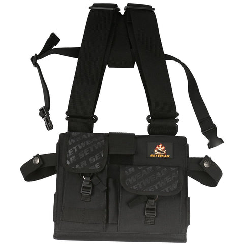 SetWear iPad Hands Free Chest Pack