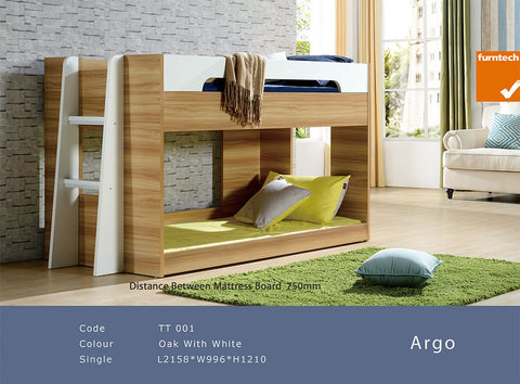 Argo Bunk Bed