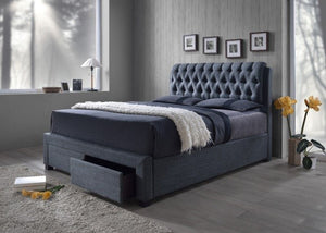 Louton Fabric Bed Frame