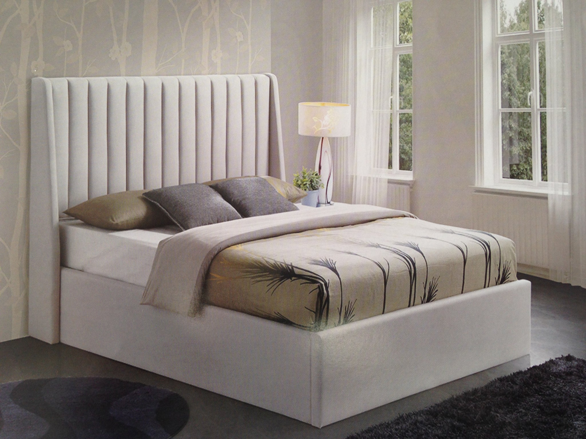 Kidman Fabric Bed Frame