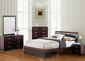 Montana 3 Piece Bedroom Suite