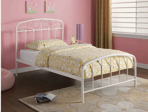 Pluto Iron Bed Frame