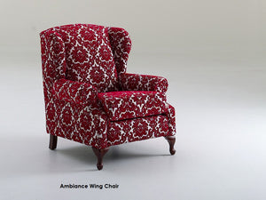 Ambiance Wing Chairs
