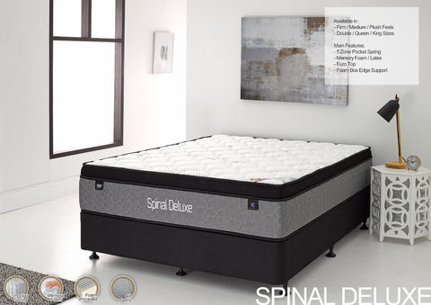 Spinal Deluxe Mattress