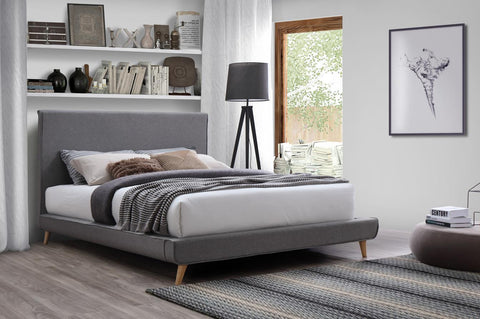 Vita Fabric Bed Frame
