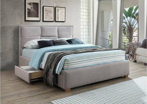 Kingston Fabric Bed Frame