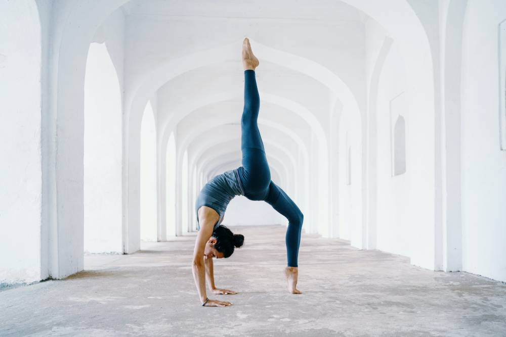 affordable sustainable yoga gym leggings
