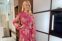 Holly Willoughby rental dress