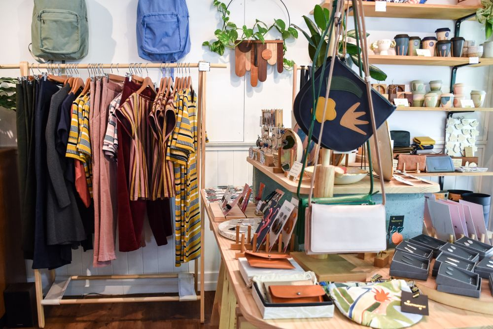 Sustainable Ethical Fashion shop