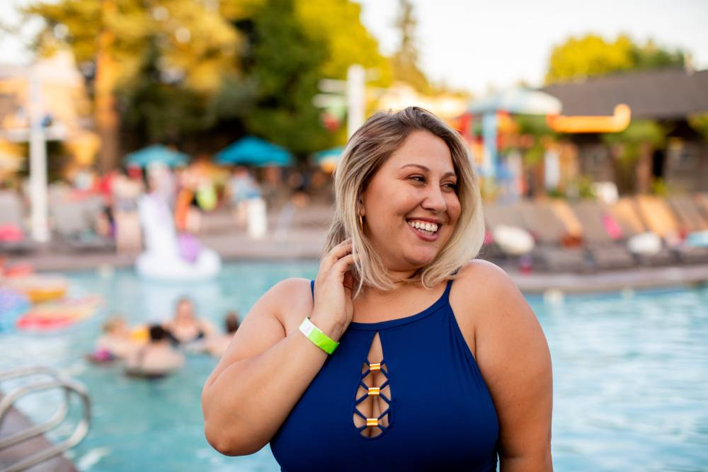 bigger clothes plus size swimwear