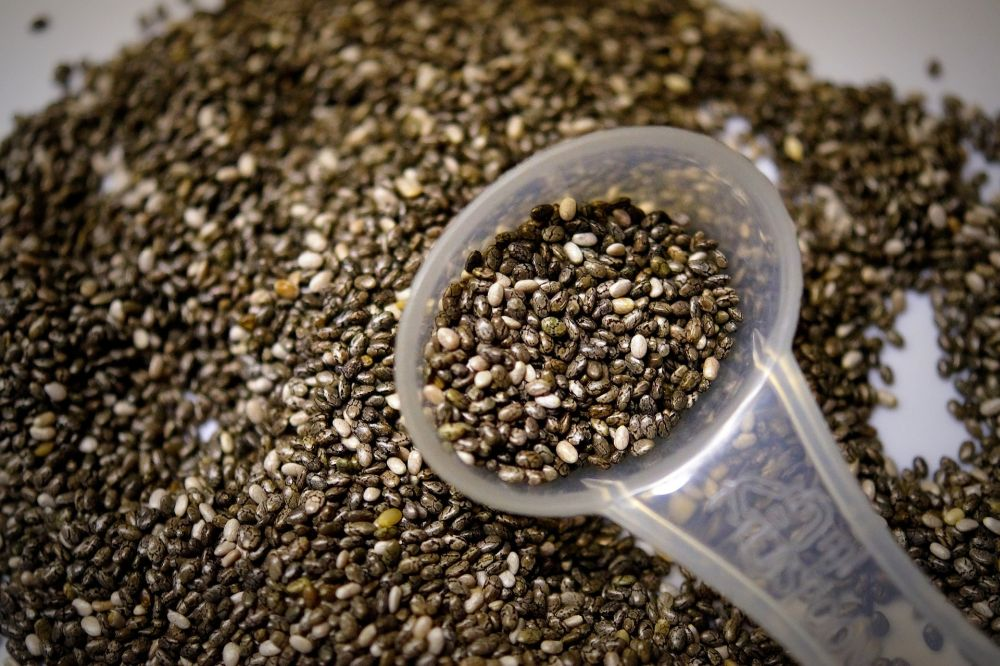 chia seeds benefits health
