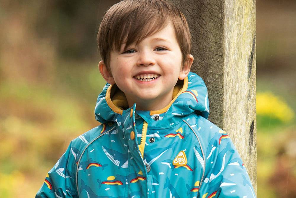 frugi recycled polyester clothing