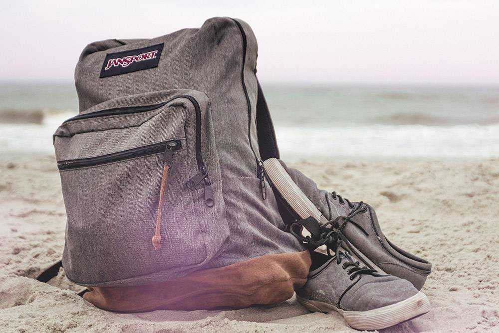 jansport recycled sustainable backpacks bags