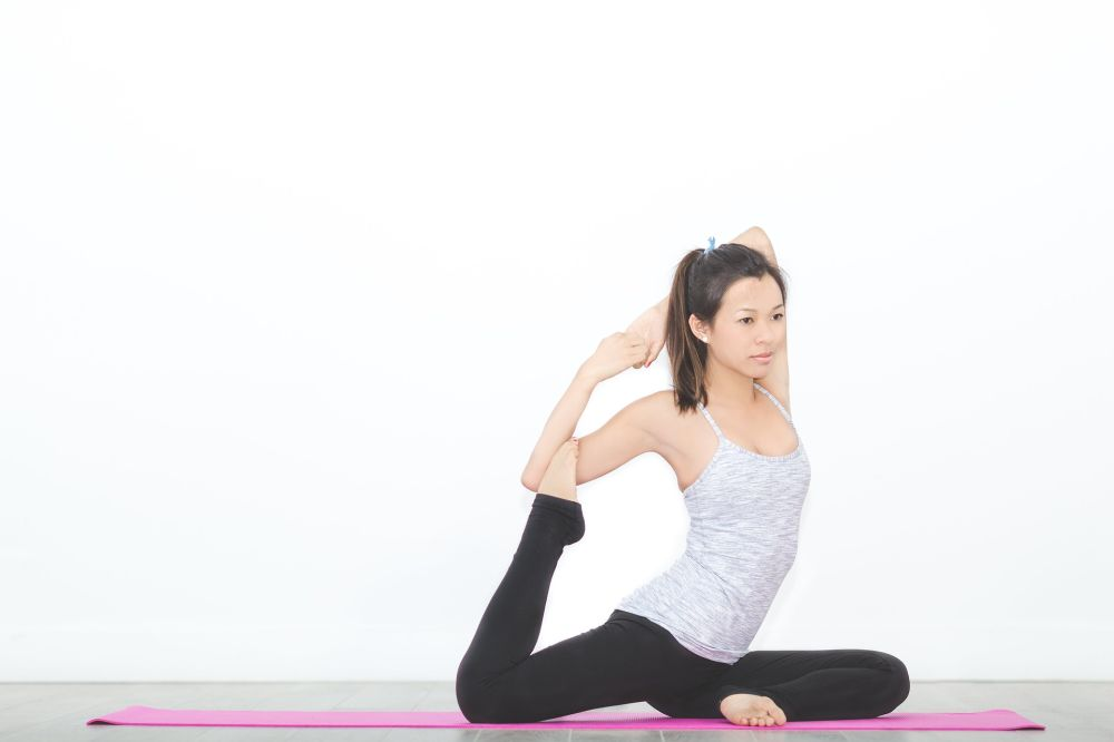 learn yoga home beginner