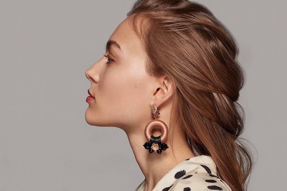 saule earrings collection
