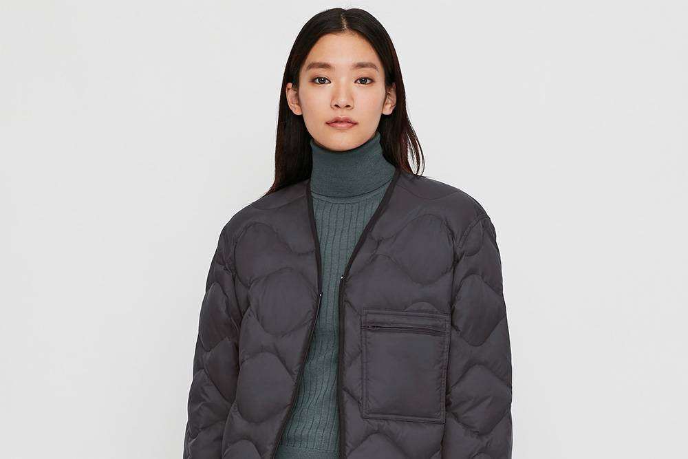 uniqlo recycled fall winter collection