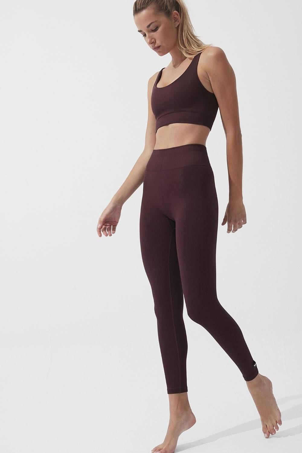 ecoalf affordable sustainable yoga leggings