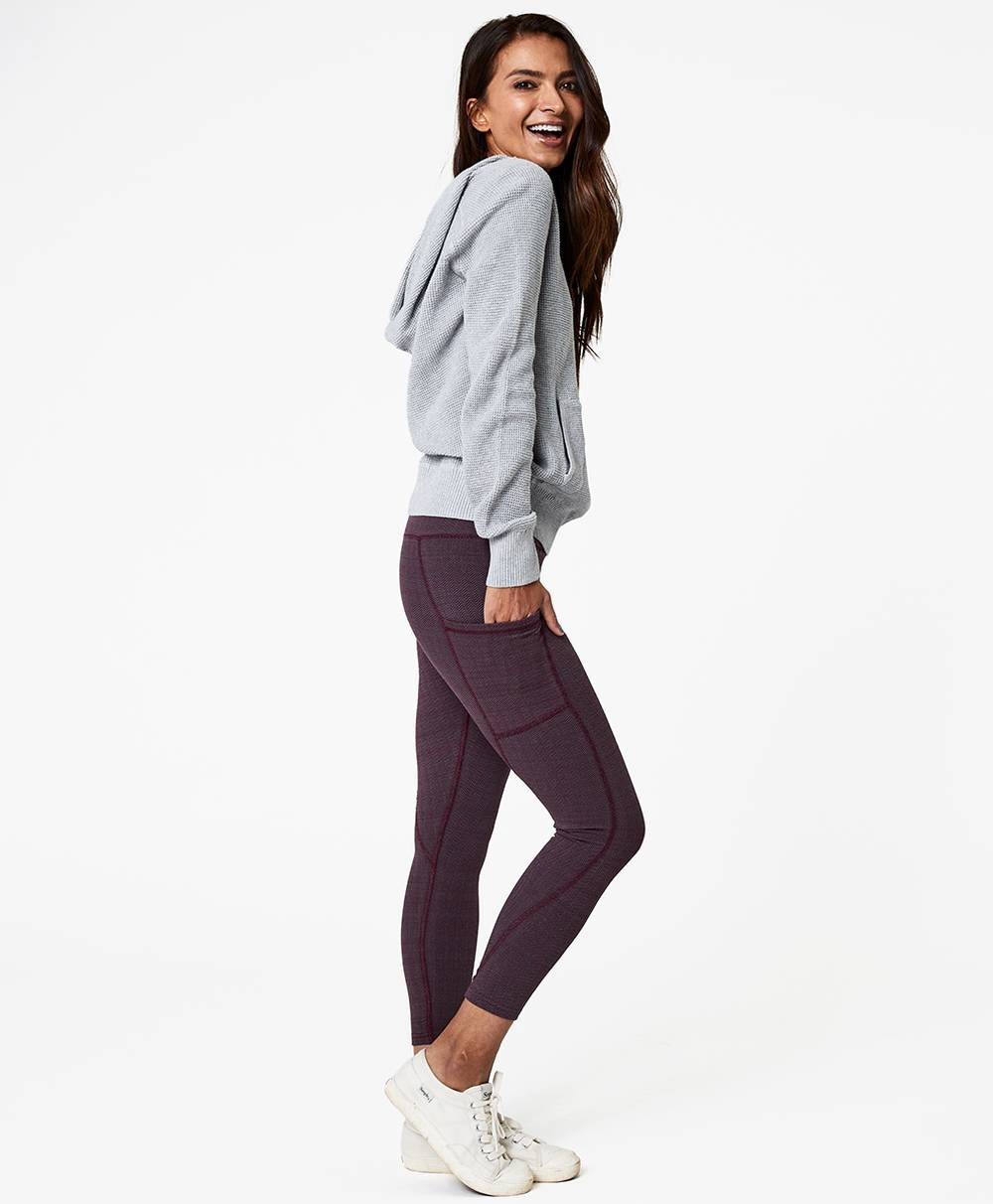 pact sustainable organic workout leggings