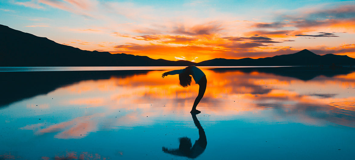 Panaprium Ambassador Program sunset yoga