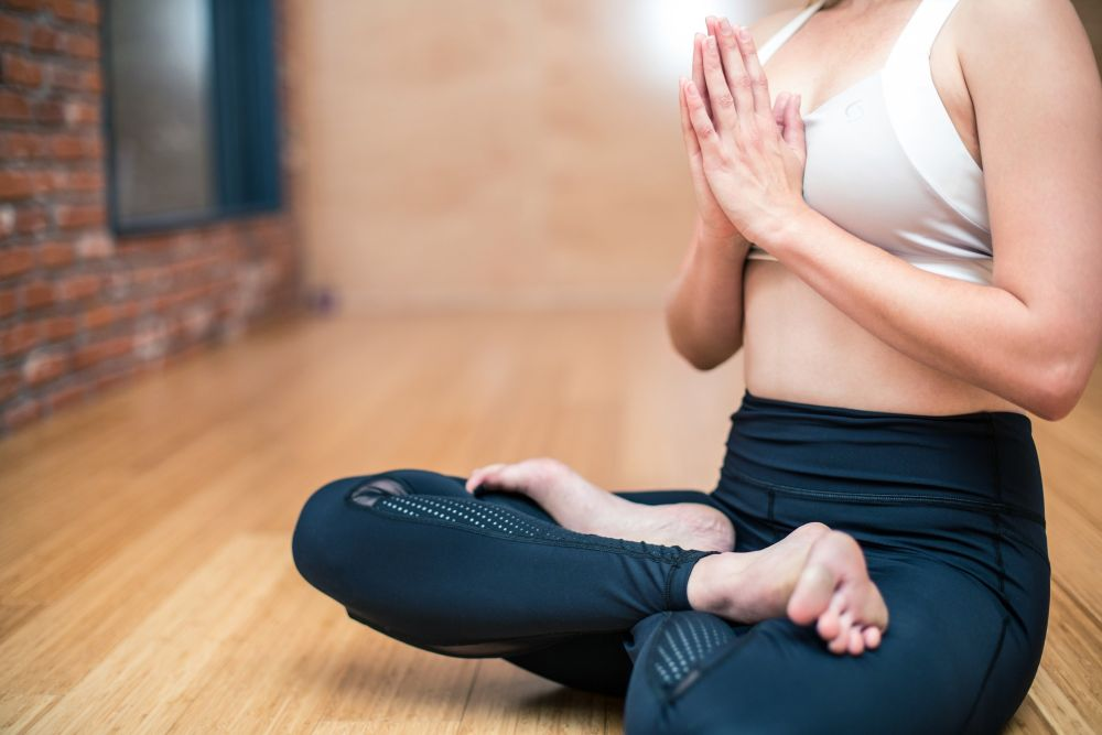 meditation lotus pose
