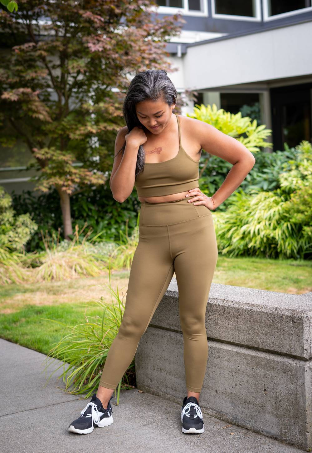 activewear recycled standard global grs