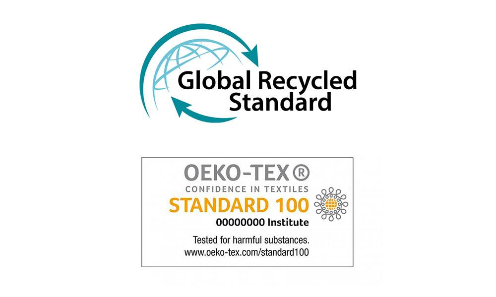 certification recycled standard oekotex