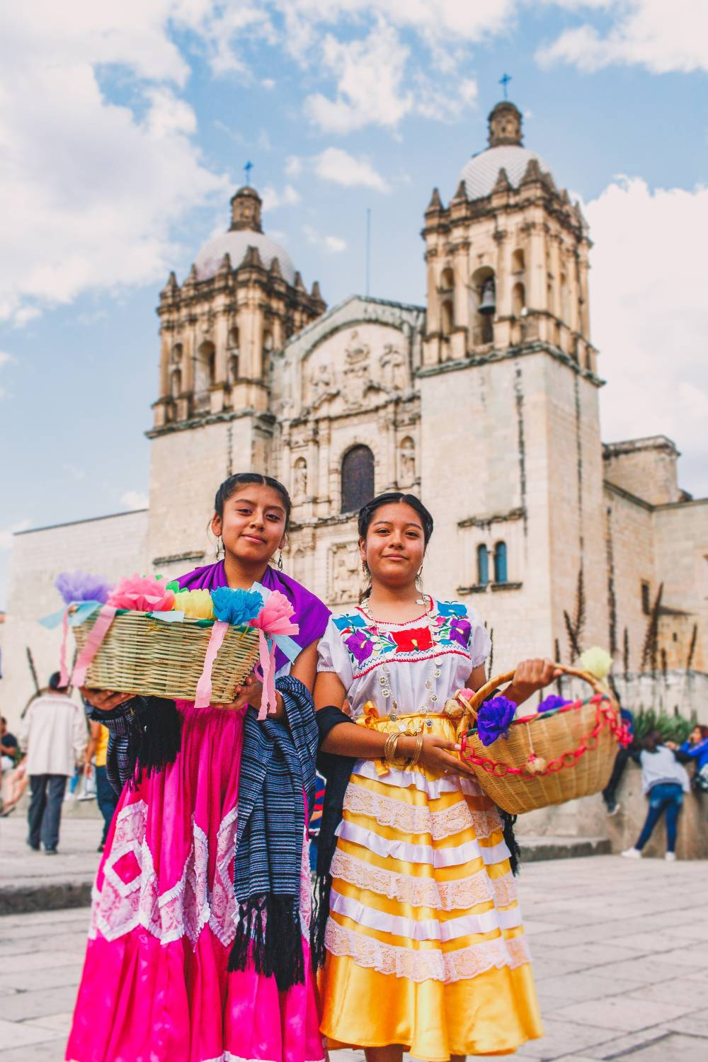 mexico women outfits