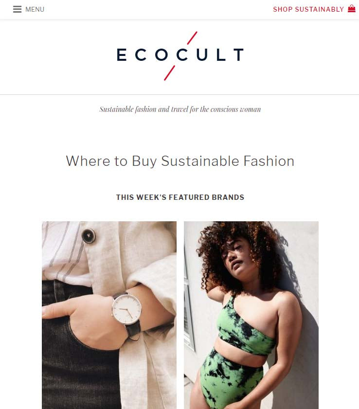 ecocult brand directory