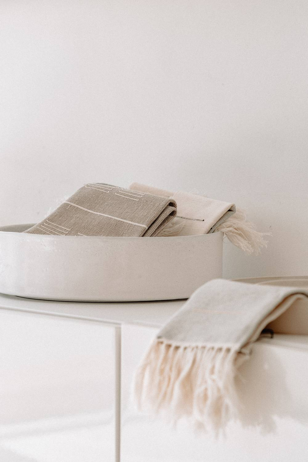 Sustainable Living COVID cotton towels
