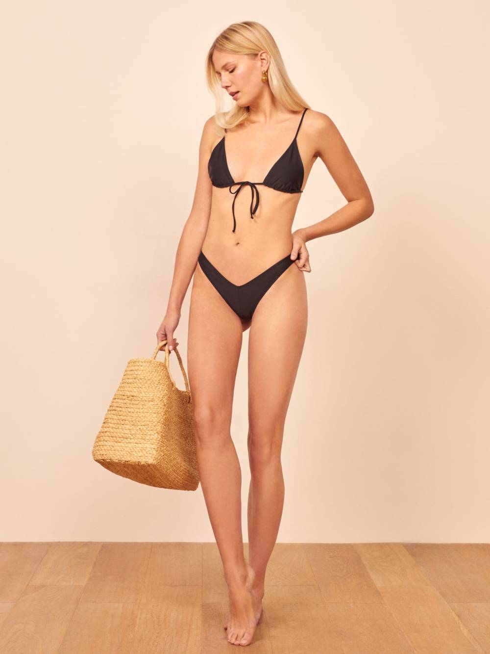 reformation eco-friendly bikini brand
