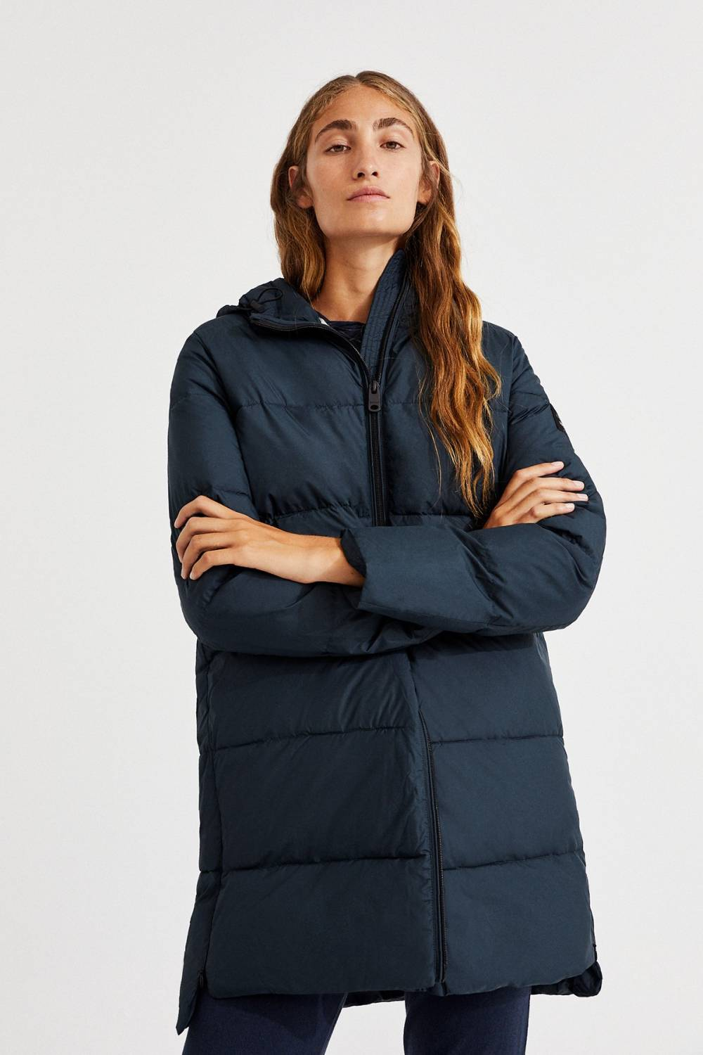 ecoalf affordable sustainable winter jacket