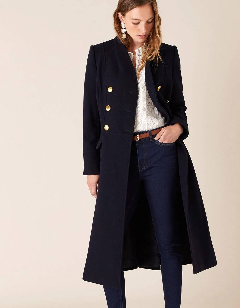 monsoon sustainable affordable winter coat