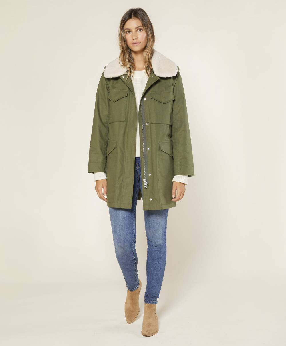 outerknown cheap ethical winter coat