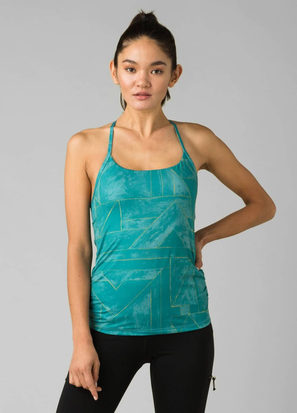 prana upcycled recycled activewear outerwear