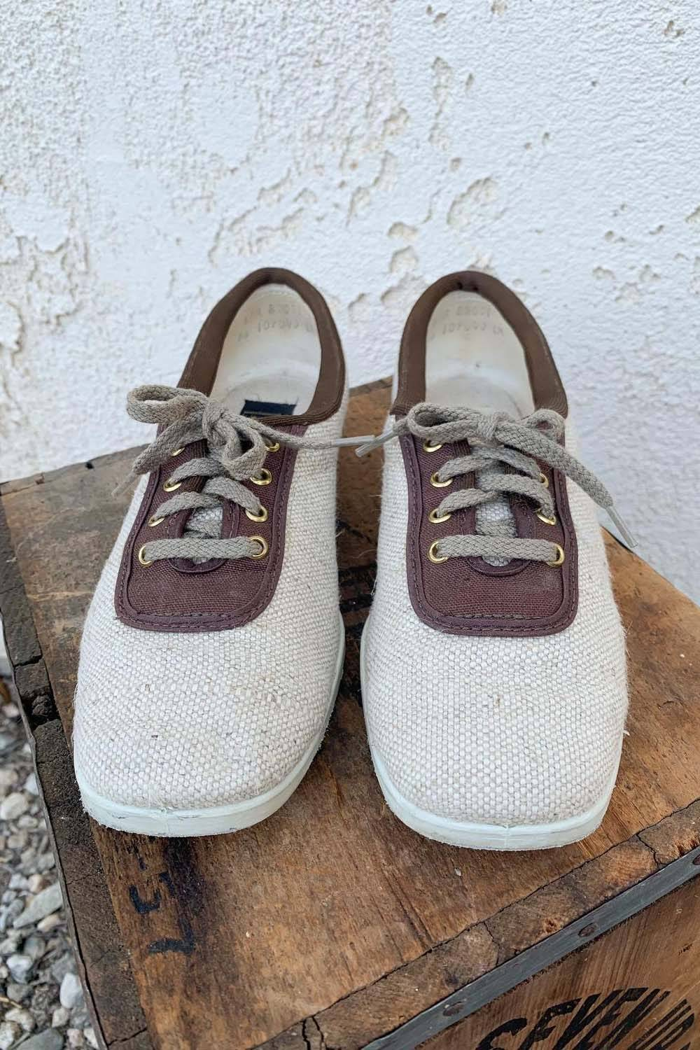 etsy vintage usa made shoes
