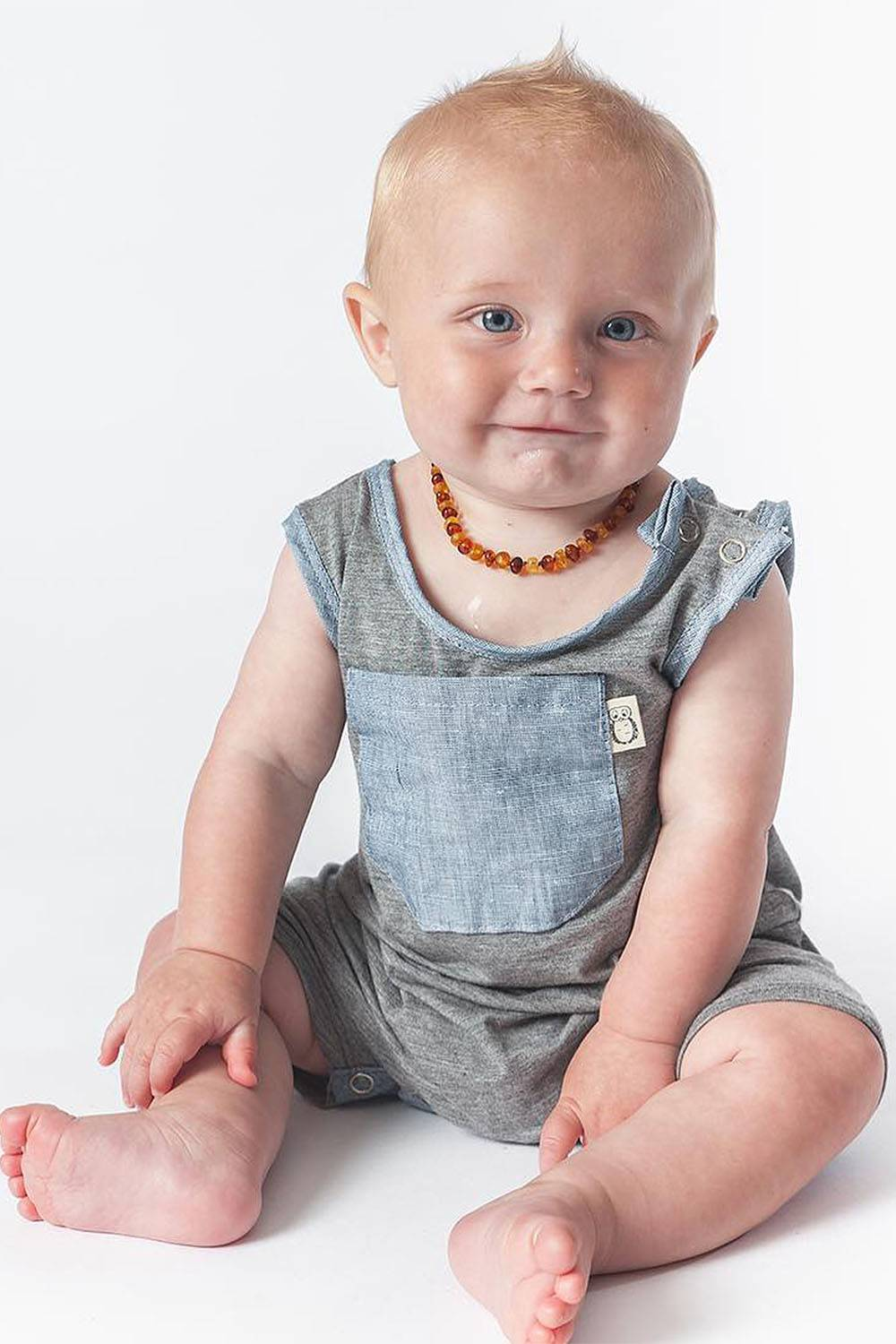 lucy leo bamboo baby clothing