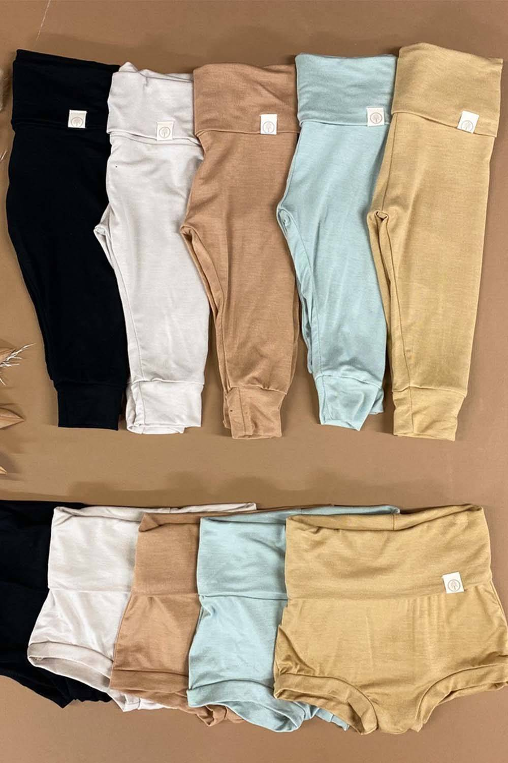 tenth pine bamboo baby clothes