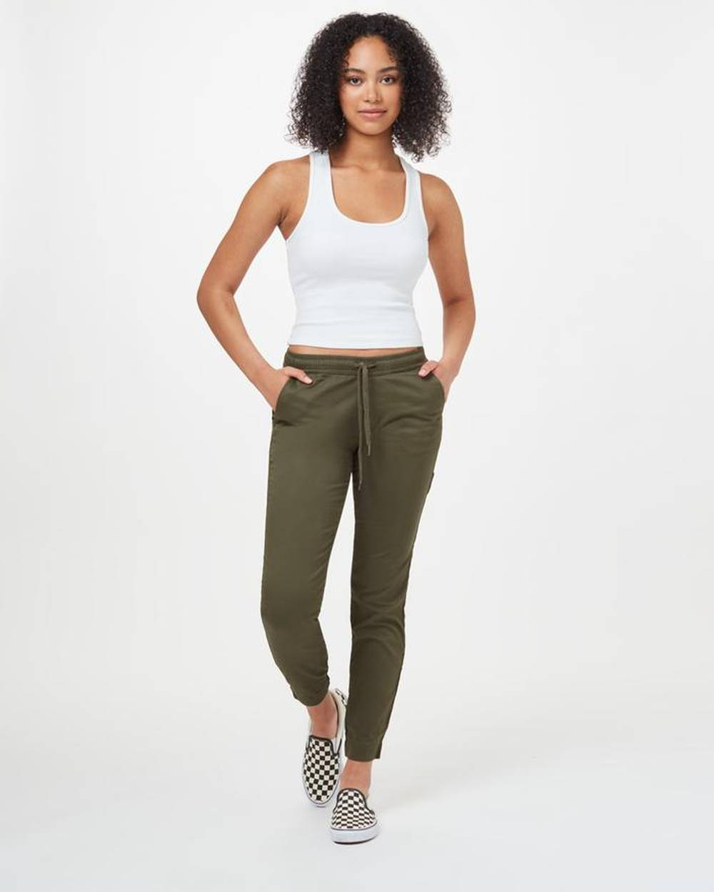 tentree affordable sustainable durable joggers